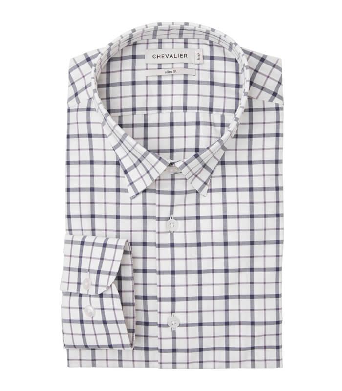 camisa de cuadros de hombre