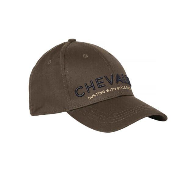 gorra de baisball clasica marron