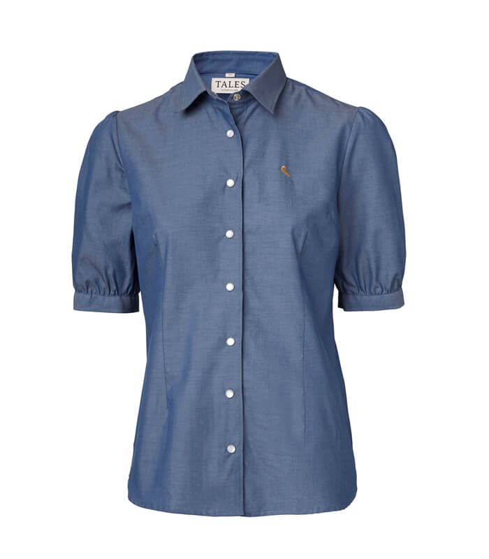 camisa de mujer mangas cortas