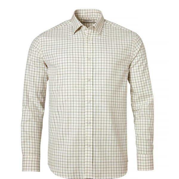 camisa de cuadros hombre