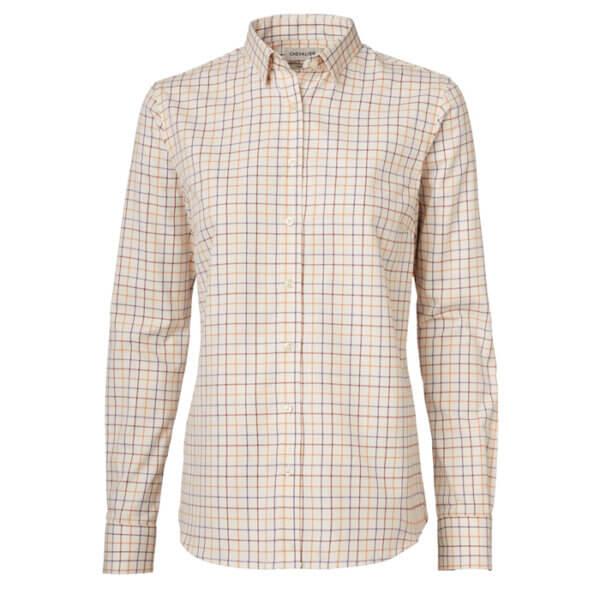 camisa de mujer campo
