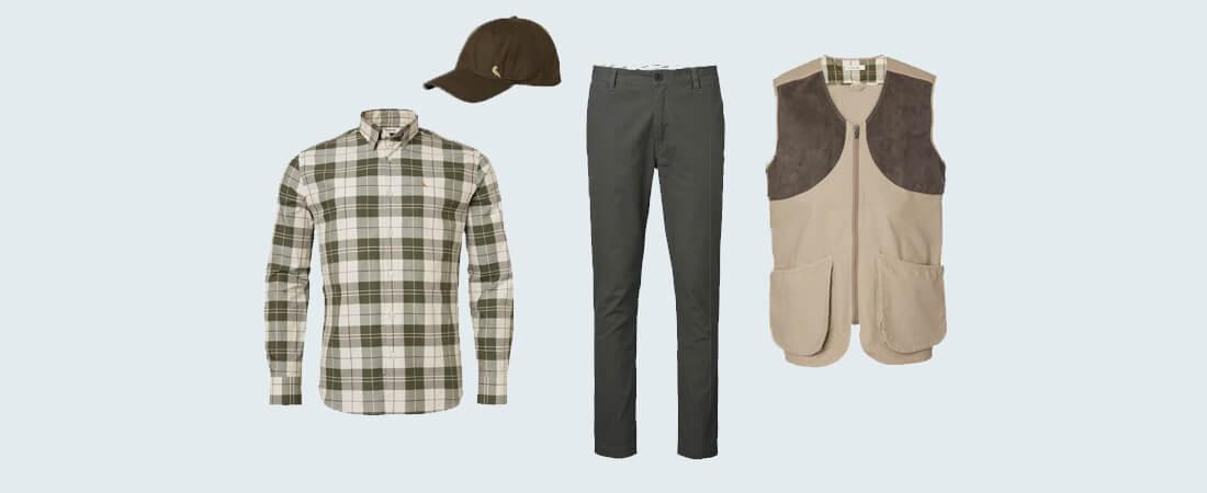 ropa para cazar de verano
