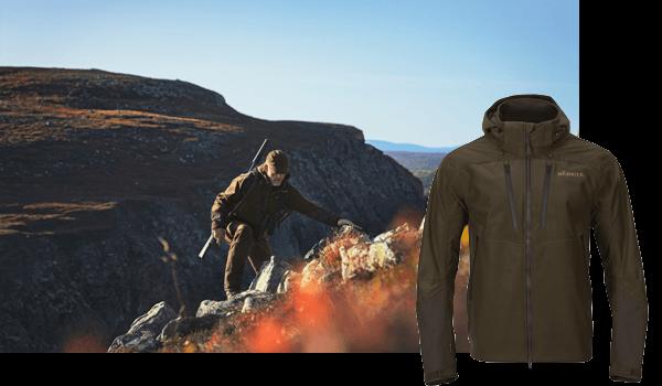 chaqueta montain harkila