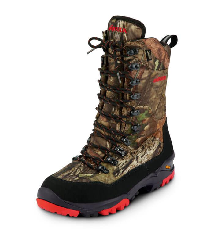 botas de caza camuflaje