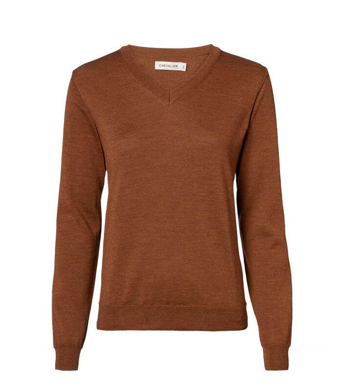 jersey de lana merino de mujer
