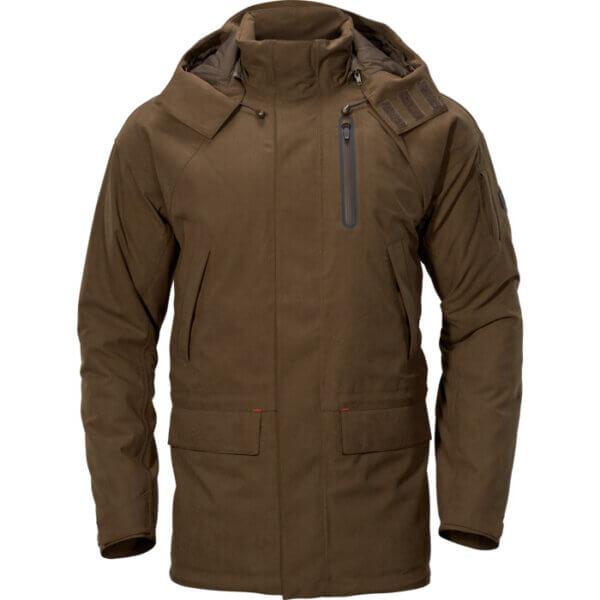 chaqueta caza frio extremo