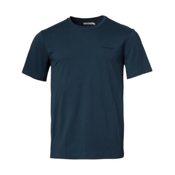 camiseta de manga corta de algodon Pima de alta calidad