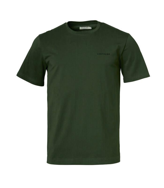 camiseta de manga corta de algodon para hombre