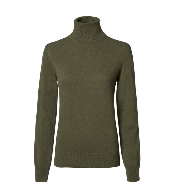 Hartwell Jersey Mujer verde