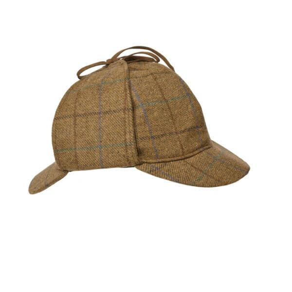 gorra inglesa tweed sherlock