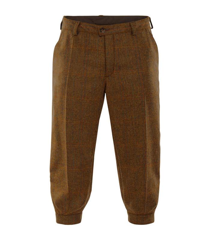 pantalones knickers de tweed