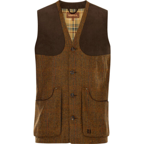 Stornoway 2.0 chaleco Tweed de tiro