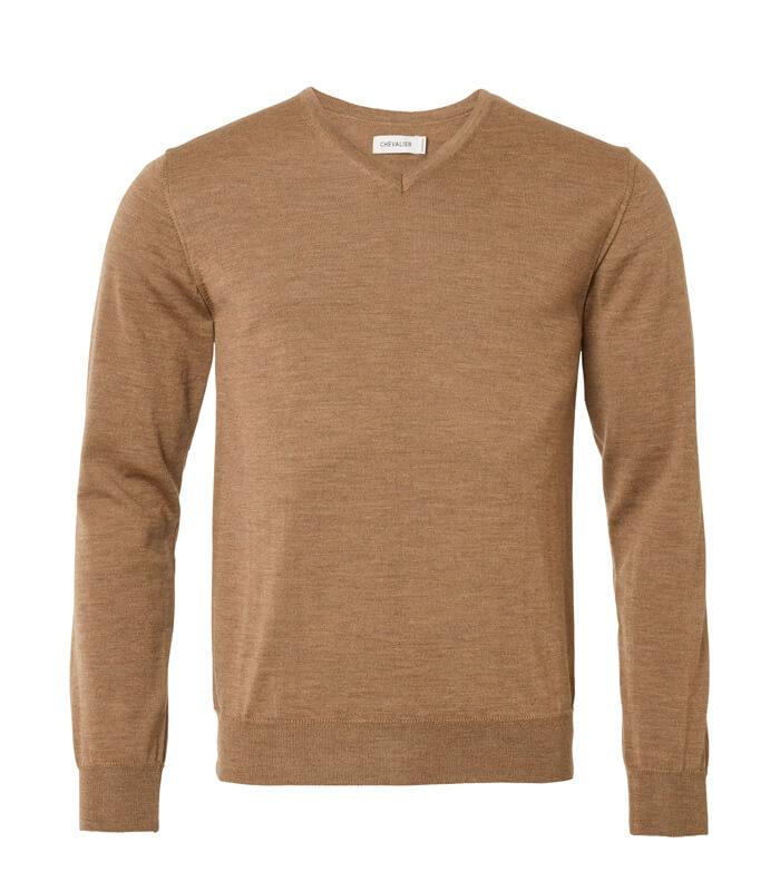 jersey fino de lana merino de caballero
