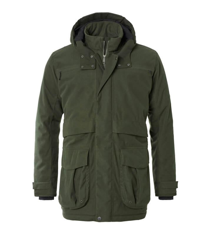 chaqueta de caza frio extremo ideal para esperas