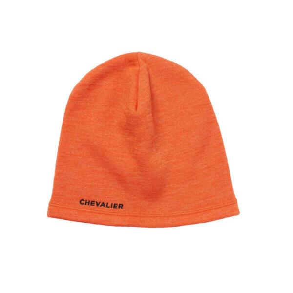 gorro de caza naranja de alta visibilidad