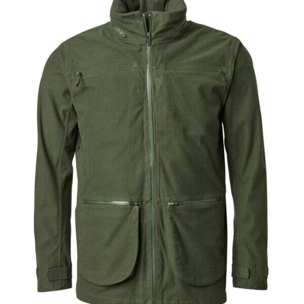 chaqueta de caza impermeable polivalente