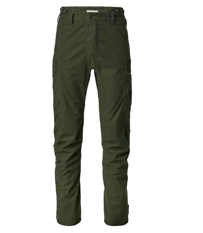 pantalones de caza polivalentes, impermeables, silenciosos y resistentes.