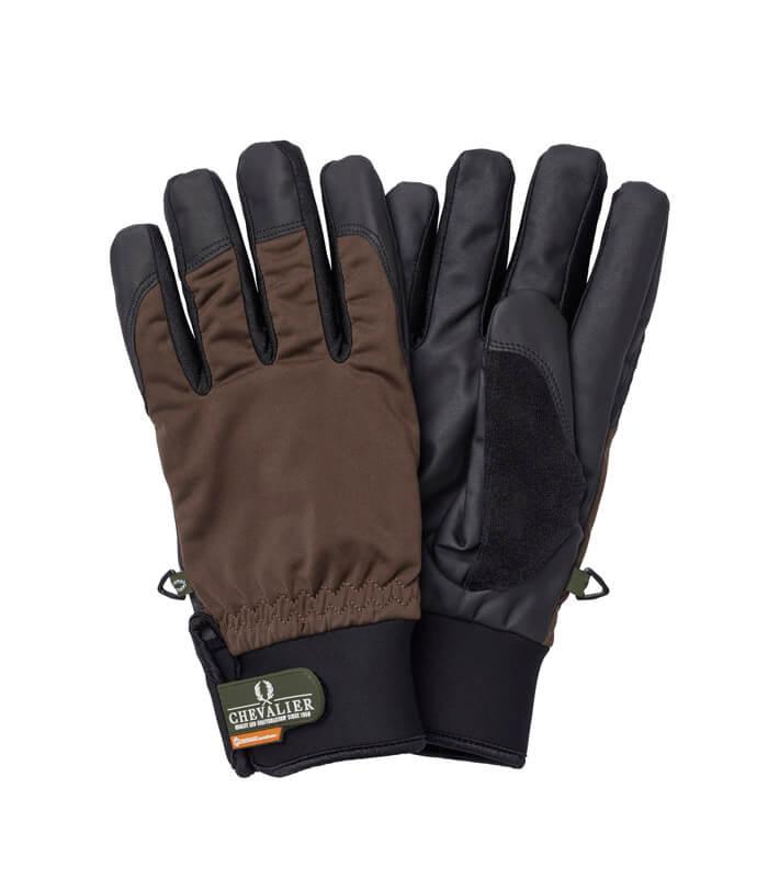 guantes de caza corta viento