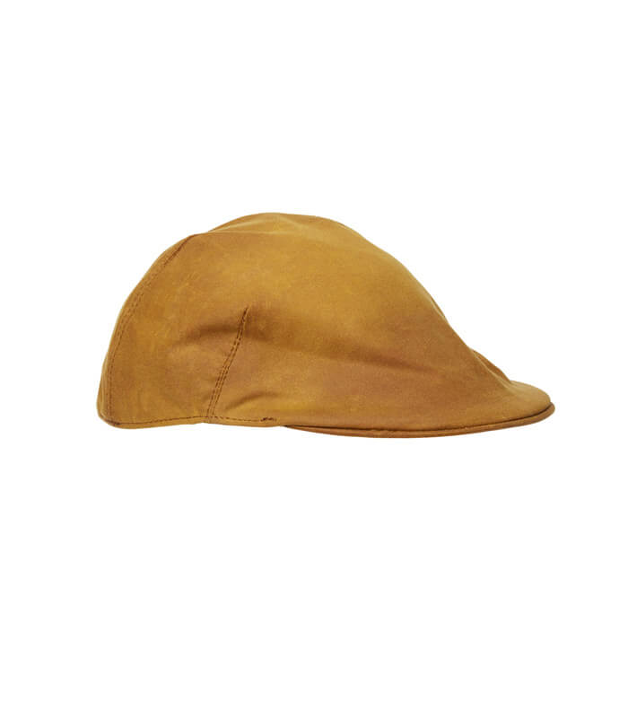 gorra de piel hombre