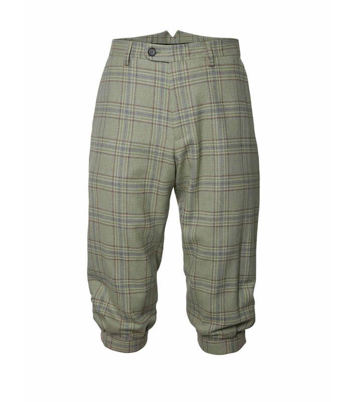 pantalones knickers de tweed de hombre