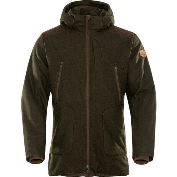 chaqueta de caza para frio intenso
